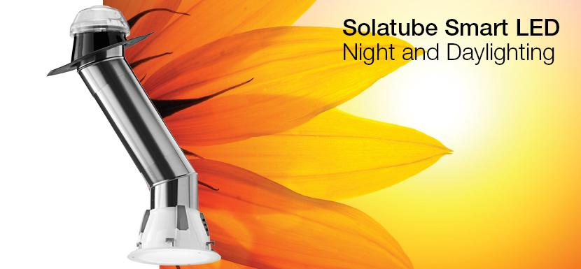 Solatube Smart LED Daylighting System